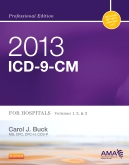 cover image - 2013 ICD-9-CM for Hospitals, Volumes 1, 2 and 3 Professional Edition - Elsevier eBook on VitalSource