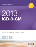 2013 ICD-9-CM for Hospitals, Volumes 1, 2 and 3 Standard Edition - Elsevier eBook on VitalSource