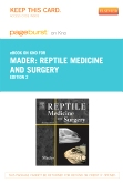 Reptile Medicine and Surgery - Elsevier eBook on Intel Education Study (Retail Access Card), 2nd Edition