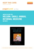 Small Animal Internal Medicine - Elsevier eBook on Intel Education Study (Retail Access Card), 4th Edition