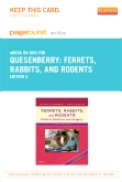 Ferrets, Rabbits and Rodents - Elsevier eBook on Intel Education Study (Retail Access Card), 3rd Edition