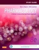 cover image - Study Guide for Pharmacology,8th Edition
