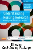 Understanding Nursing Research - Text and Study Guide Package, 6th Edition