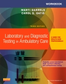 cover image - Workbook for Laboratory and Diagnostic Testing in Ambulatory Care,3rd Edition