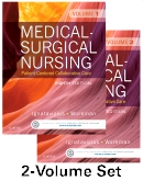 cover image - Medical-Surgical Nursing,8th Edition