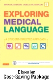 Audio CDs for Exploring Medical Language, 9th Edition