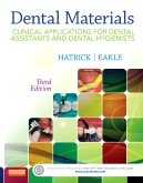 cover image - Dental Materials - Elsevier eBook on VitalSource,3rd Edition