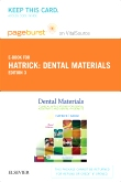 Dental Materials - Elsevier eBook on VitalSource (Retail Access Card), 3rd Edition