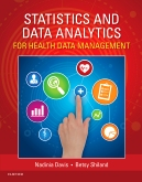 cover image - Statistics & Data Analytics for Health Data Management - Elsevier eBook on VitalSource