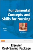 Fundamental Concepts and Skills for Nursing- Text and Mosby's Nursing Video Skills - Student Version DVD 3.0 Package, 4th Edition