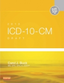 cover image - 2013 ICD-10-CM Draft Edition - Elsevier eBook on VitalSource