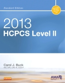 2013 HCPCS Level II Standard Edition - Elsevier eBook on VitalSource