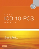 cover image - 2013 ICD-10-PCS Draft Edition - Elsevier eBook on VitalSource