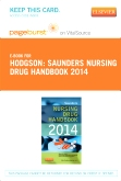 Saunders Nursing Drug Handbook 2014 - Elsevier eBook on VitalSource (Retail Access Card)