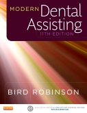 cover image - Modern Dental Assisting,11th Edition