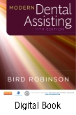 cover image - Modern Dental Assisting - Elsevier eBook on VitalSource,11th Edition
