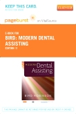 cover image - Modern Dental Assisting - Elsevier eBook on VitalSource (Retail Access Card),11th Edition