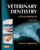 cover image - Veterinary Dentistry: A Team Approach - Elsevier eBook on Vitalsource,2nd Edition