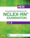 cover image - HESI Comprehensive Review for the NCLEX-RN Examination - Elsevier eBook on Intel Education Study,4th Edition