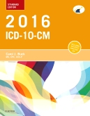 cover image - 2016 ICD-10-CM Standard Edition