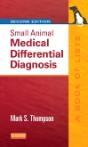 cover image - Small Animal Medical Differential Diagnosis - Elsevier eBook on VitalSource,2nd Edition