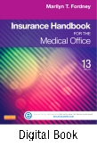 Insurance Handbook for the Medical Office - Elsevier eBook on VitalSource, 13th Edition
