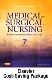 cover image - Medical-Surgical Nursing - Single-Volume Text and Clinical Decision-Making Study Guide Revised Reprint Package,7th Edition