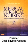 cover image - Medical-Surgical Nursing - Two-Volume Text and Clinical Decision Making Study Guide Revised Reprint Package,7th Edition