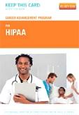 Career Advancement Program for HIPAA