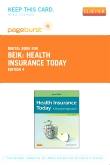 cover image - Health Insurance Today - Elsevier eBook on VitalSource (Retail Access Card),4th Edition