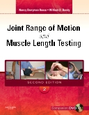 cover image - Joint Range of Motion and Muscle Length Testing - Elsevier eBook on Intel Education Study,2nd Edition