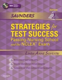 cover image - Saunders Strategies for Test Success - Elsevier eBook on Intel Education Study,2nd Edition
