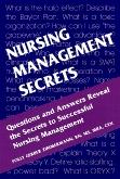 Nursing Management Secrets