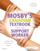 cover image - Mosby's Canadian Textbook for the Support Worker,4th Edition