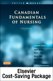 cover image - Canadian Fundamentals of Nursing - Text and Elsevier Adaptive Quizzing Package,5th Edition