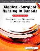 cover image - Evolve Resources for Medical-Surgical Nursing in Canada,4th Edition
