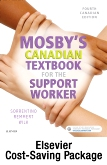 Mosbys Canadian Textbook for the Support Worker - Text and Workbook Package