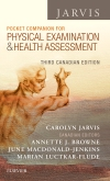 cover image - Pocket Companion for Physical Examination and Health Assessment - Elsevier eBook on VitalSource,3rd Edition