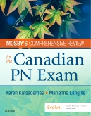 cover image - Evolve Resources for Mosby's Comprehensive Review for the Canadian PN Exam
