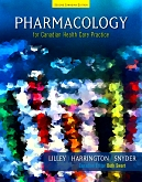 cover image - Evolve Resources for Pharmacology for Canadian Health Care Practice,2nd Edition