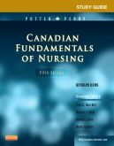 cover image - Study Guide for Canadian Fundamentals of Nursing,5th Edition
