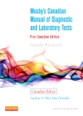 cover image - Mosby's Canadian Manual of Diagnostic and Laboratory Tests