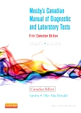 cover image - Evolve Resources for Mosby's Canadian Manual of Diagnostic and Laboratory Tests