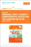 Mosby's Comprehensive Review for the Canadian RN Exam, Revised - Elsevier eBook on VitalSource (Retail Access Card)