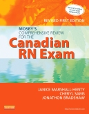 Mosby's Comprehensive Review for the Canadian RN Exam, Revised - Elsevier eBook on VitalSource