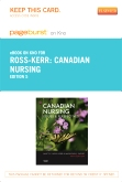 Canadian Nursing - Elsevier eBook on Intel Education Study (Retail Access Card), 5th Edition