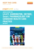 Pharmacology for Canadian Health Care Practice - Elsevier eBook on Intel Education Study (Retail Access Card), 2nd Edition