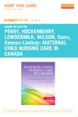 Maternal Child Nursing Care, Canadian Edition - Elsevier eBook on Intel Education Study (Retail Access Card)