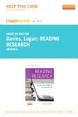 Reading Research - Elsevier eBook on Intel Education Study (Retail Access Card), 5th Edition