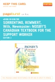 Mosby's Canadian Textbook for the Support Worker - Elsevier eBook on Intel Education Study (Retail Access Card), 3rd Edition